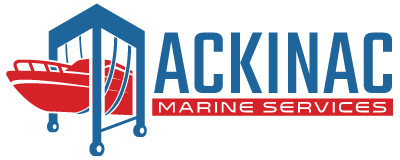 Mackinac Marine Services Logo